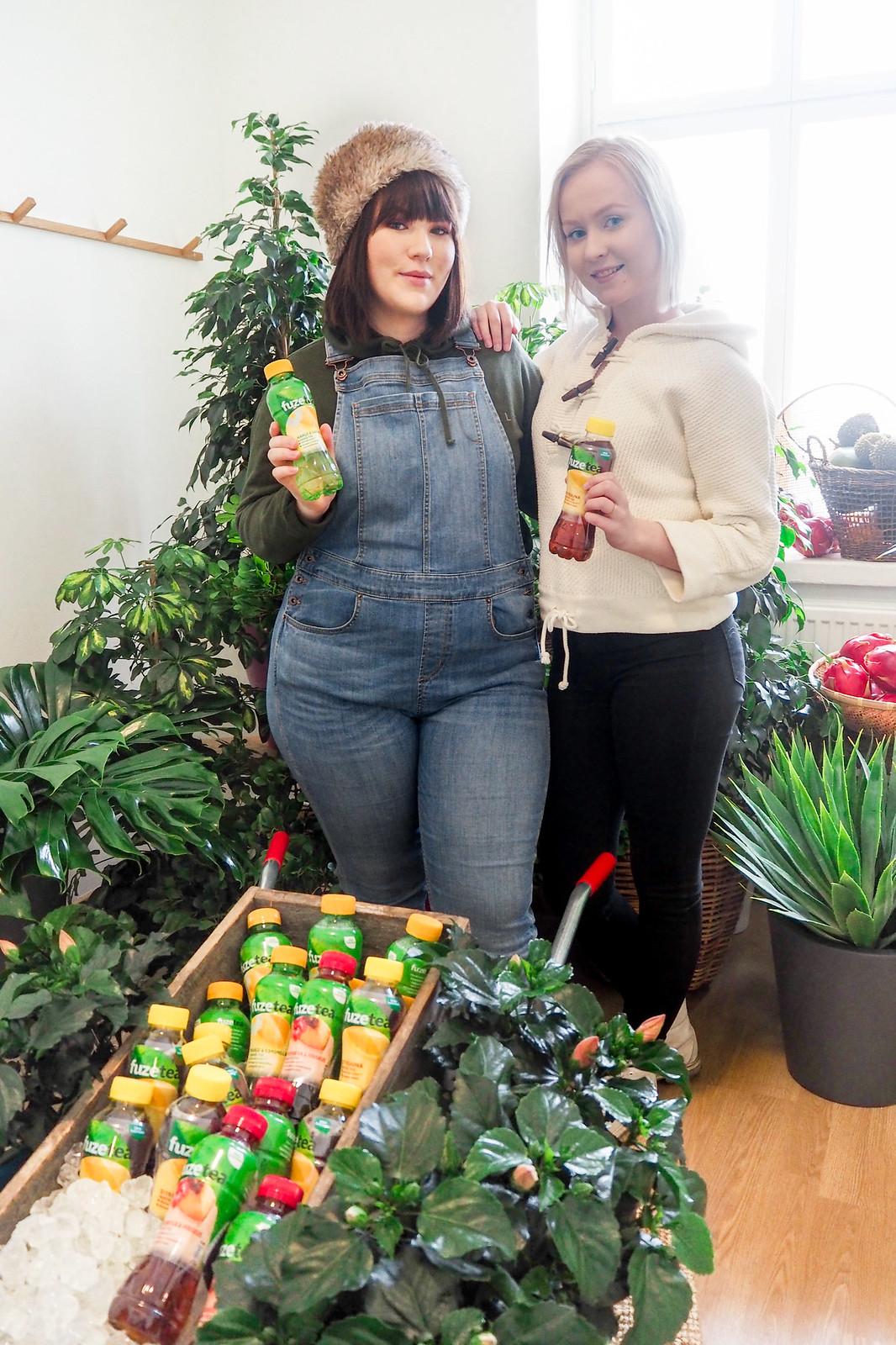 Fuze tea -jäätee, coca cola finland-8