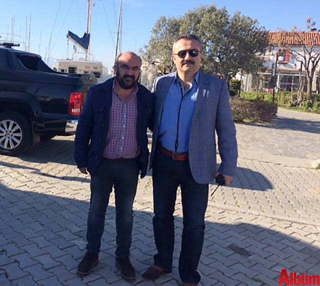 Ömer Kozan, Gürcan Alev