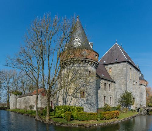 Château de Erquelinnes... [Erquelinnes, Belgium - 2018]