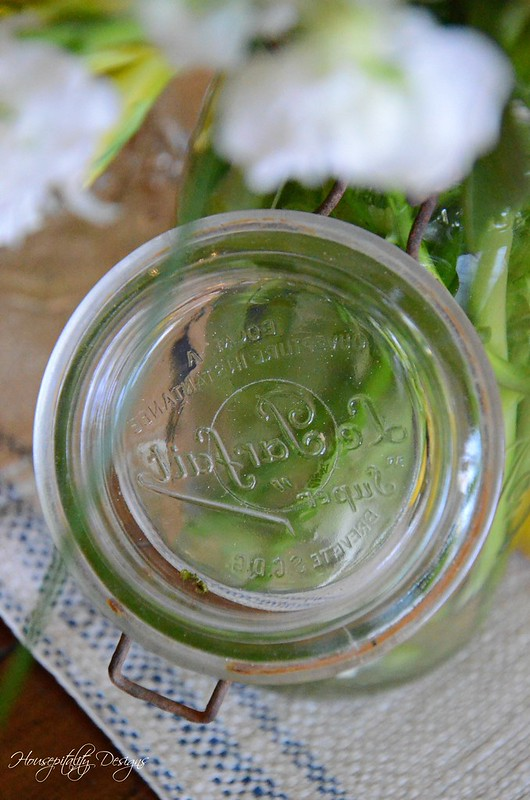 French Canning Jar-Housepitality Designs