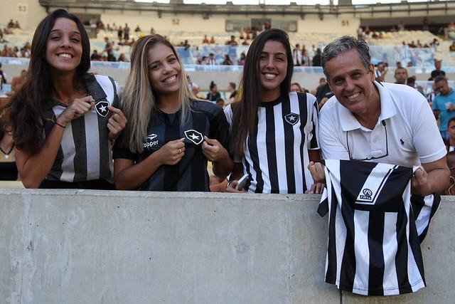 Botafogo campeão carioca 2018!