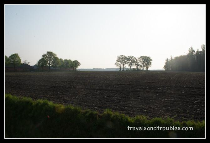 Het Brabantse land