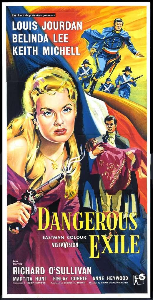 Dangerous Exile - Poster 1