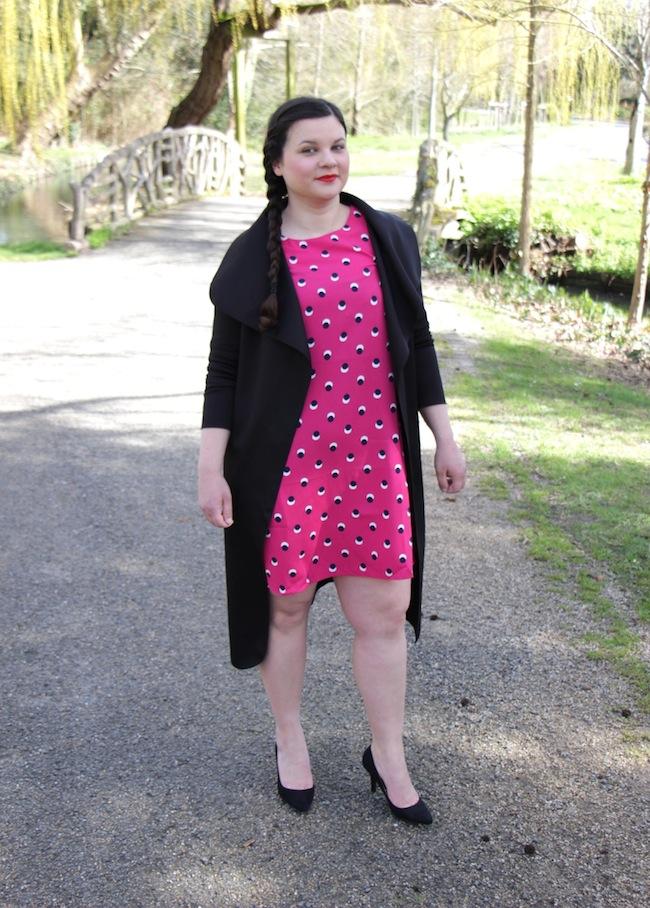 comment-porter-robe-rose-fuchsia-blog-mode-la-rochelle-9