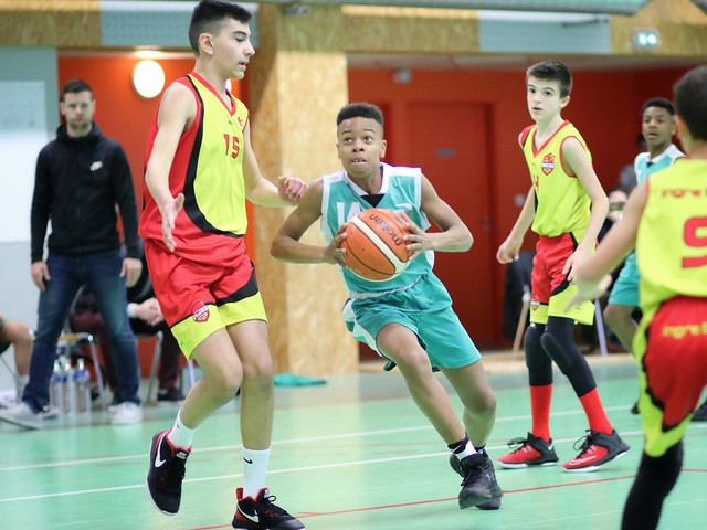 17/03/2018-U13MR : BBC vs Ingré / 75-51