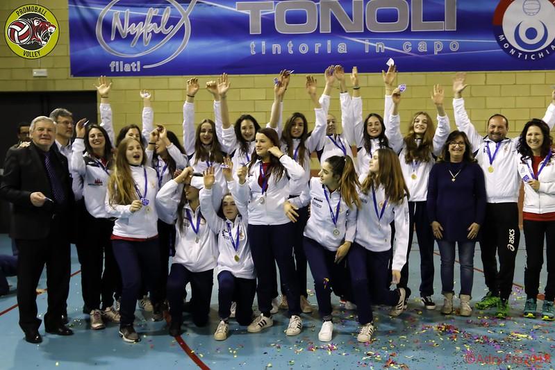 Under 14 Campioni Provinciali 25-03-2018