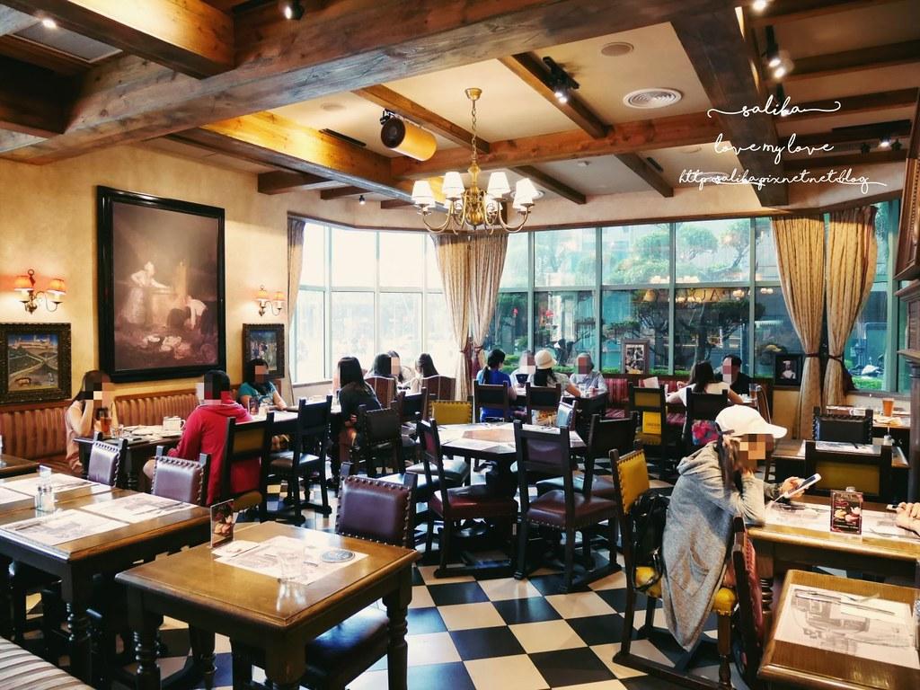 台北圓環氣氛好約會歐式餐廳推薦paul仁愛店 (2)