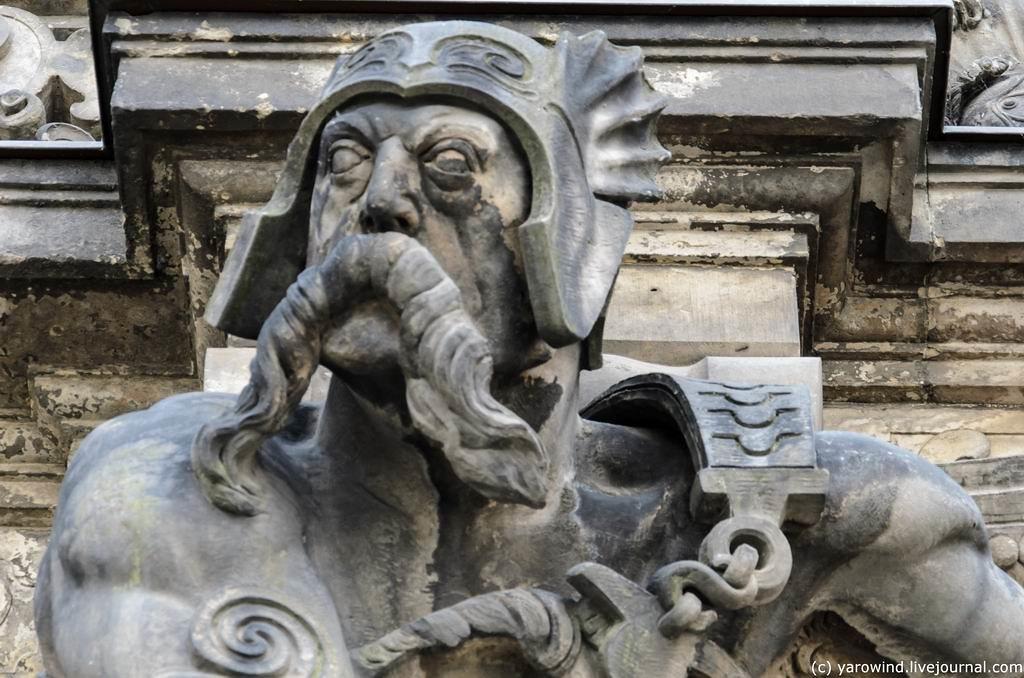 Исторический Дрезден