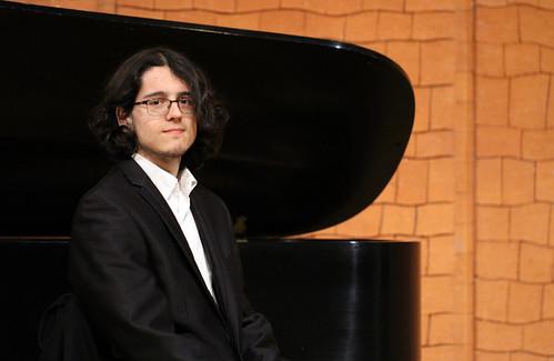 """RICARDO MACHO VALDERREY, PIANO - CICLO JÓVENES INTÉRPRETES 2018 - CONSERVATORIO DE LEÓN - JUEVES 19.04.18 - 20:30H AUDITORIO """"ÁNGEL BARJA"""""""