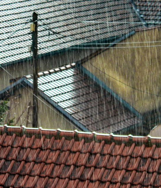 Wet roofs