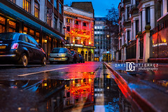 Theatreland - London, UK