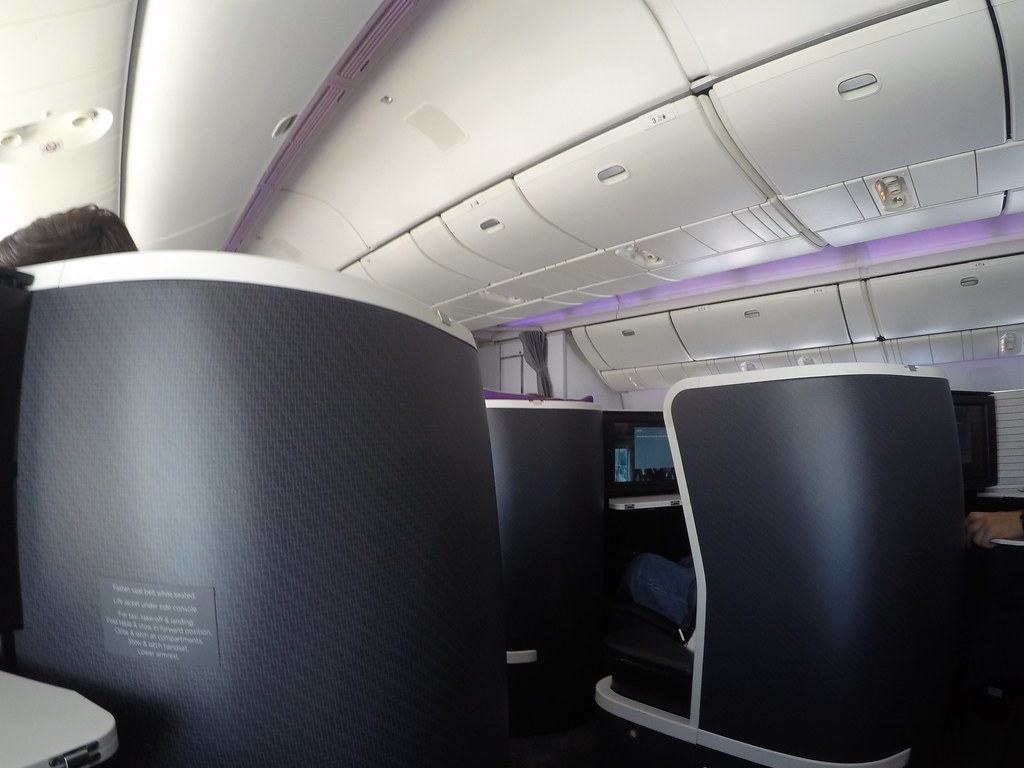 Virgin Australia business class 20