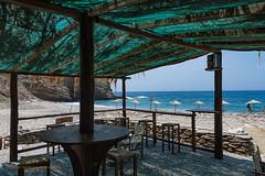 Ikaria - Aris beach on north coast