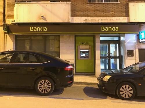 Llegó Bankia