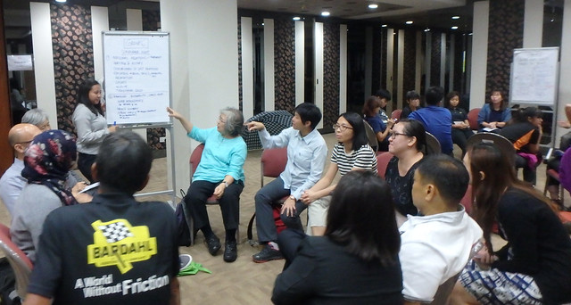 Pesta Ubin 2018 Workshop, 27 Mar 2018