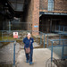 Striding Out to Safety Smiles at the National Mining Museum Scotland 1 of 8
