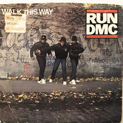 RUN DMC:WALK THIS WAY(JACKET A)