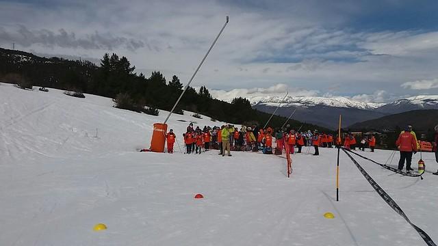 Festa alumnes 4t Esport Blanc