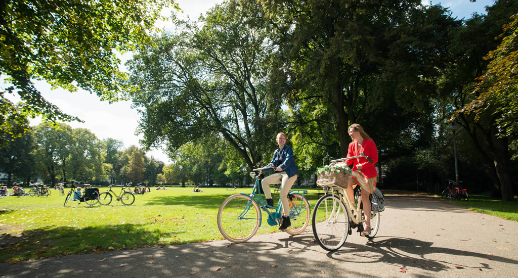 Discover Utrecht by bike, bike tour (photo by Anne Hamers) | Your Dutch Guide