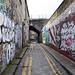 Alley, Cambridge Heath