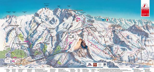 Zermatt Cervinia - Mattehorn Ski Paradise