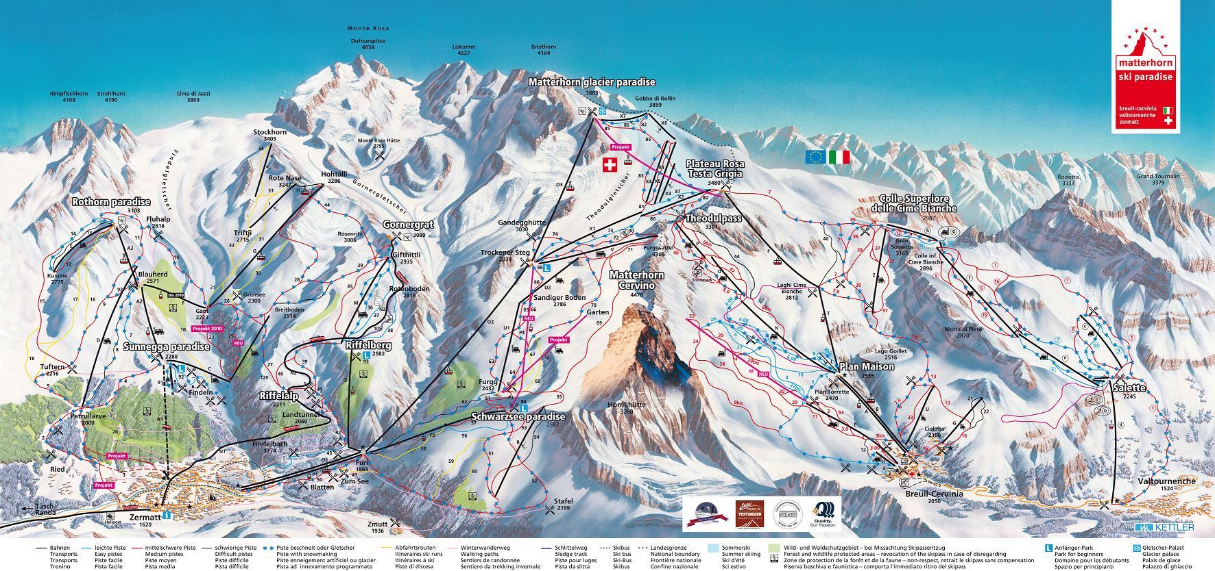 02x19 Viajar a Zermatt y Cervinia, Ruth Frutos al Campeonato Mundial Junior  de Freeride, Trofeo Jesús Serra, Era Baishada... y más!!! - Hablamos de  esquí - Nevasport.com