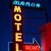 Manor Motel by Thomas Hawk