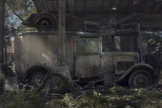 Barn Find Van