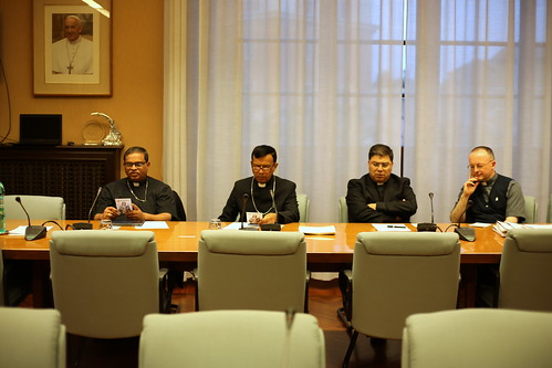 Ad limina visit of Pakistan Catholic Bishops' Conference