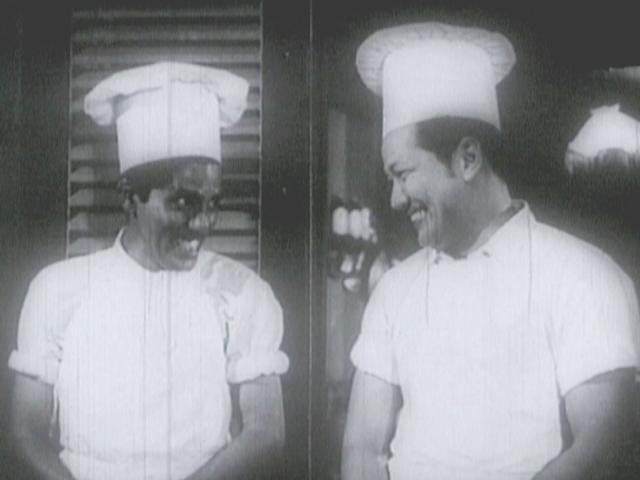 Mohd. Zain dan P. Ramlee sebagai Labu dan Labi