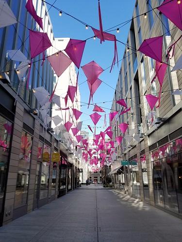 Cherry Blossom Kites