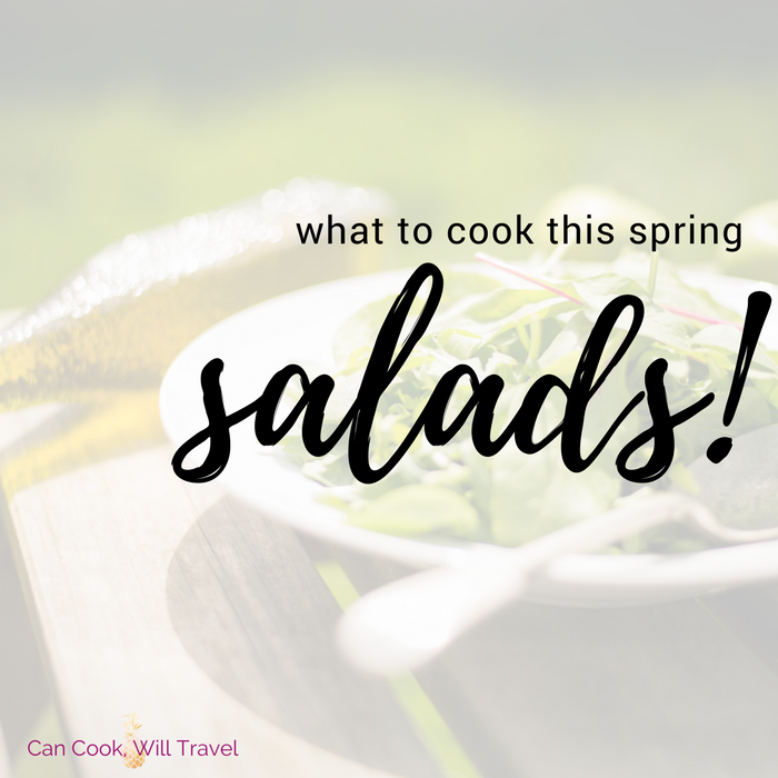 What to Cook This Spring