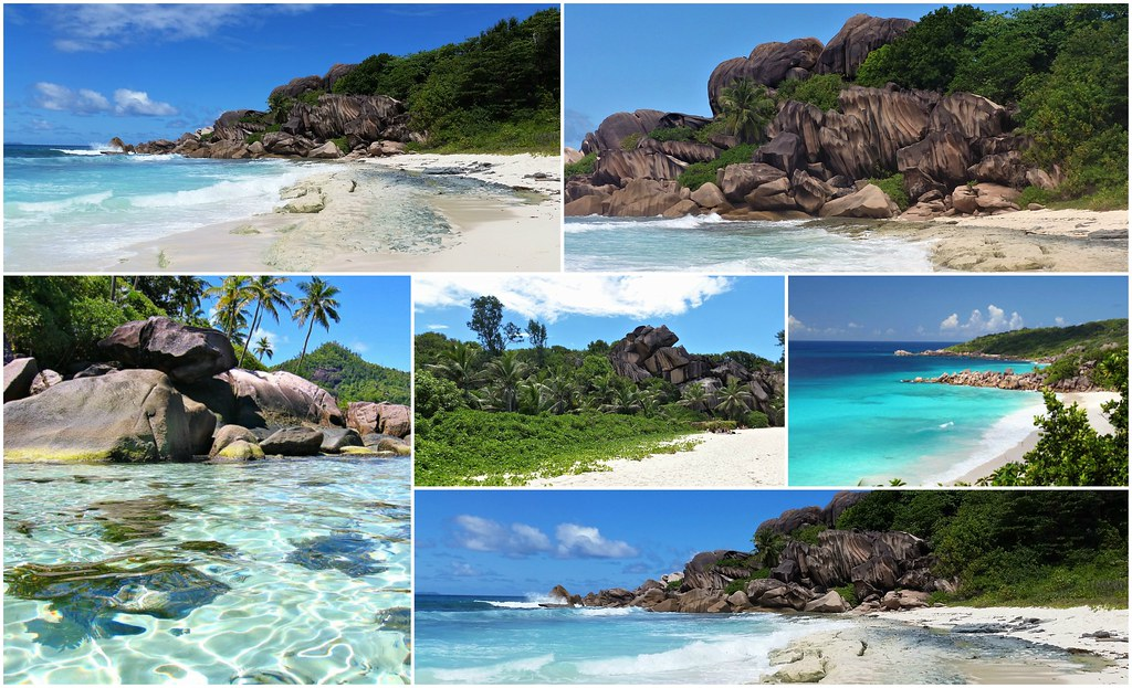 La Digue Grand Petit Anse