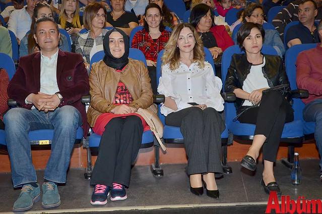 Sakine Nesibe Zamanoğlu Özel Eğitim Uygulama Merkezi 'Elim Elinde' etkinliği -11