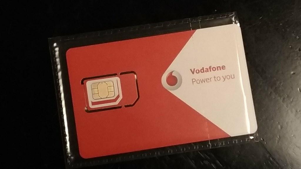 Vodafone.ie SIM