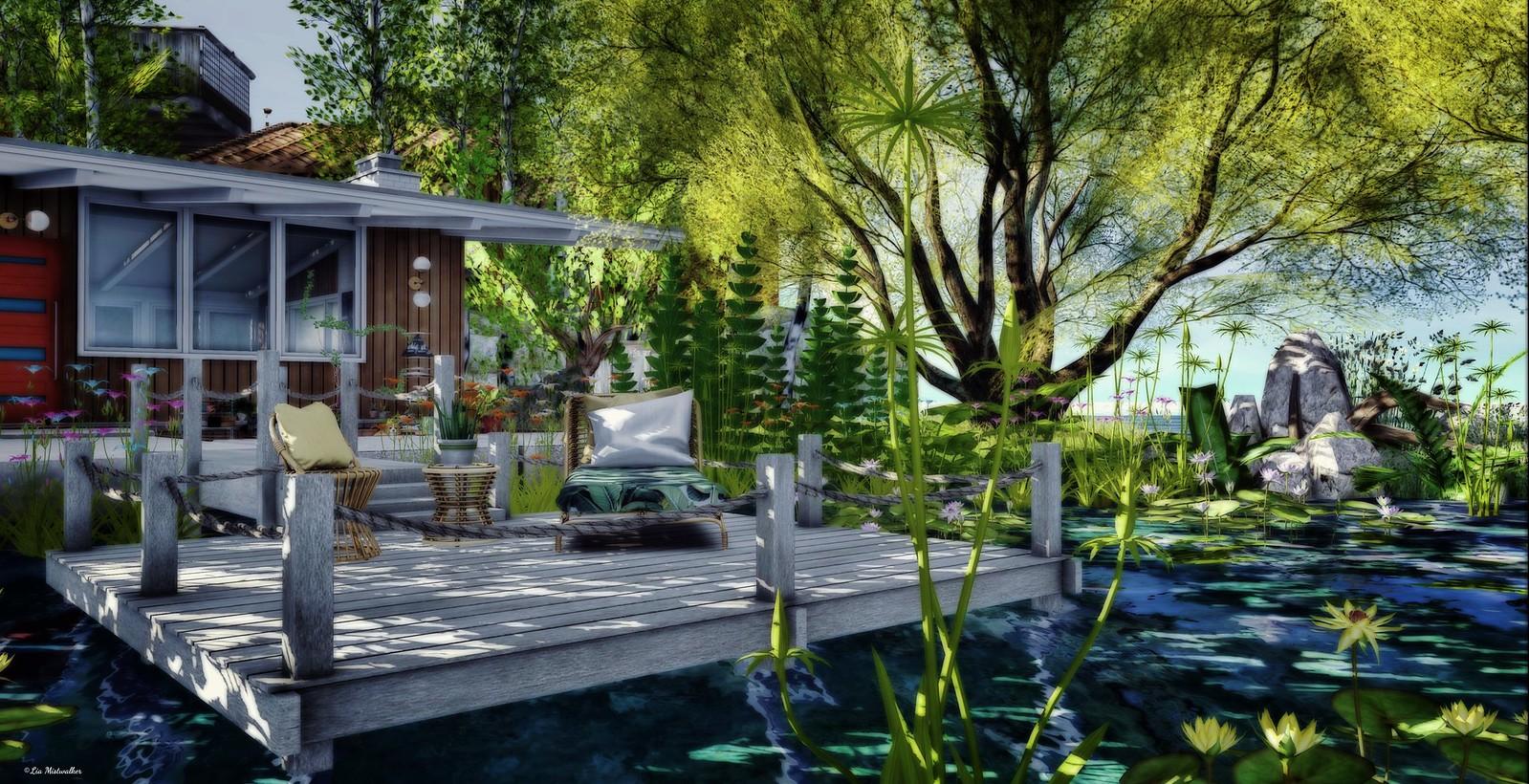 Home & Garden Therapy #630