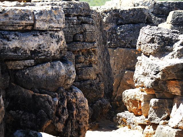 Necròpoli talaiòtica s.VI abans de Crist- s. I després de Crist. Santa Margalida. Mallorca