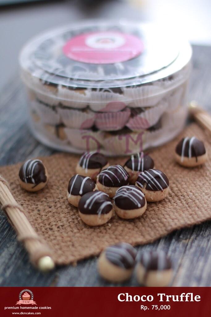 Choco Trufle DKM COOKIES