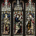 Saundby, St Martin's church window n.V