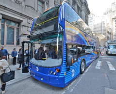 Bus Plan: Double-Decker and Electric Buses