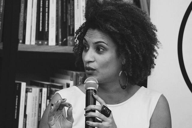 Marielle Franco fue la quinta concejala más votada de la ciudad de Rio de Janeiro en las últimas elecciones - Créditos: Reproducción Facebook