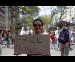 De abrazos, ramblas y retornos