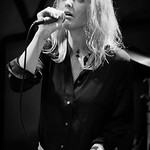 Wed, 28/02/2018 - 8:55pm - Lissie and her band perform for WFUV Radio at Rockwood Music Hall in New York City, 2/28/18. Hosted by Eric Holland. Photo by Gus Philippas/WFUV