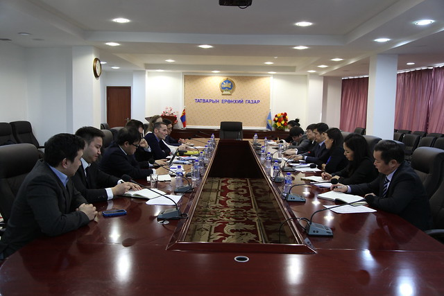 Mongolia: Induction Programme