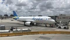 AG A320 MIA