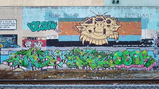 Graffiti of Dartmouth, NS