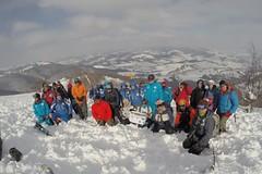 Bohatá zima v ukrajinských Karpatech