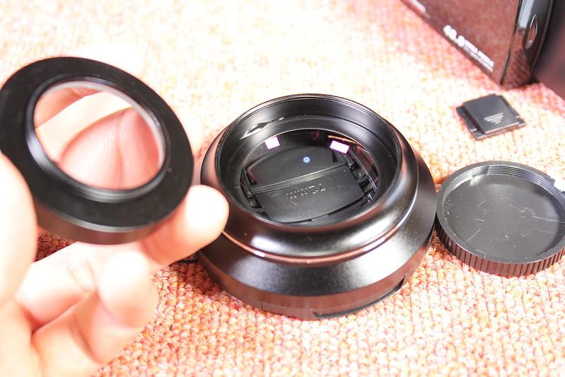 TOMTOP Andoer 4K ビデオカメラ 開封レビュー (79)