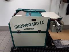 Montana Snowboard LC - titulní fotka