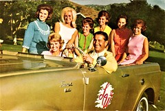 International Scout with Lawrence Welk and friends